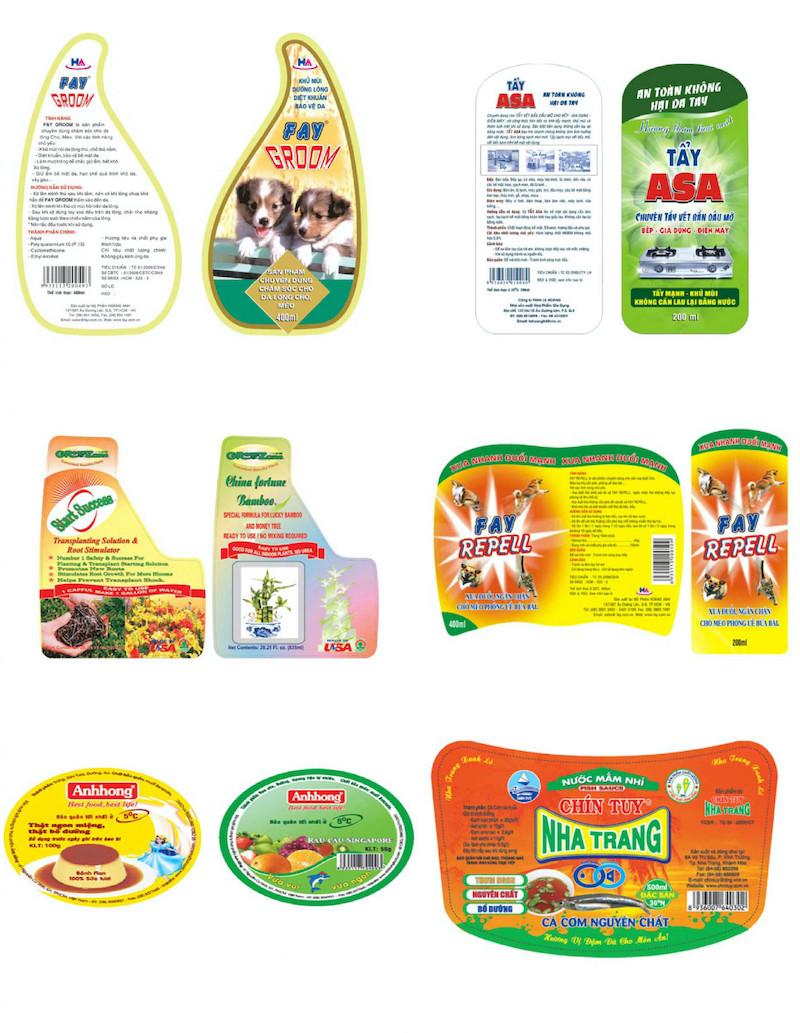 In nhãn bao bì sản phẩm mang đến cho bạn điều gì?