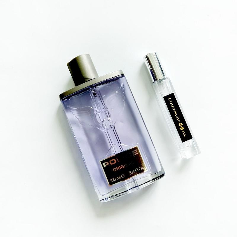 In chai nước hoa: Khẳng định thương hiệu - khẳng định mùi hương